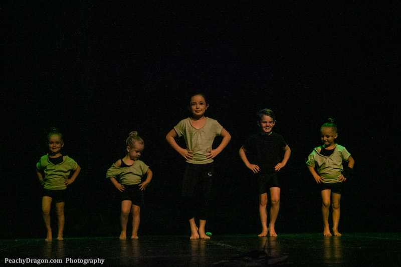 Contemporary Kids Class