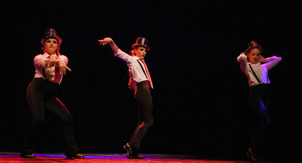 Tap Dance soloist