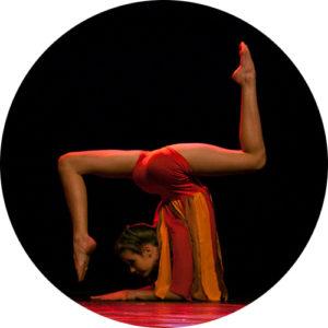 Acrobatic Dance Class